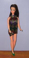 Mardi Gras Mini + purse