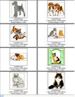 Cats & Dogs Card 35--Page 2