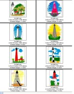 Lighthouses Florida--Page 1