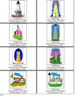 Lighthouses Great Lakes--Page 2