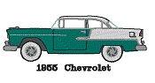 1955 Chevy #4
