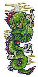 Oriental Dragon Large