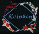 LARGE Koiphen logo for Jackets & T-shirts