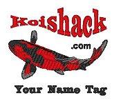 KoiShack --Hi Utsuri