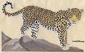 Leopard Standing (big)